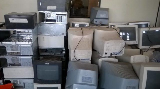 ACA - Coleta de Lixo Eletrônico