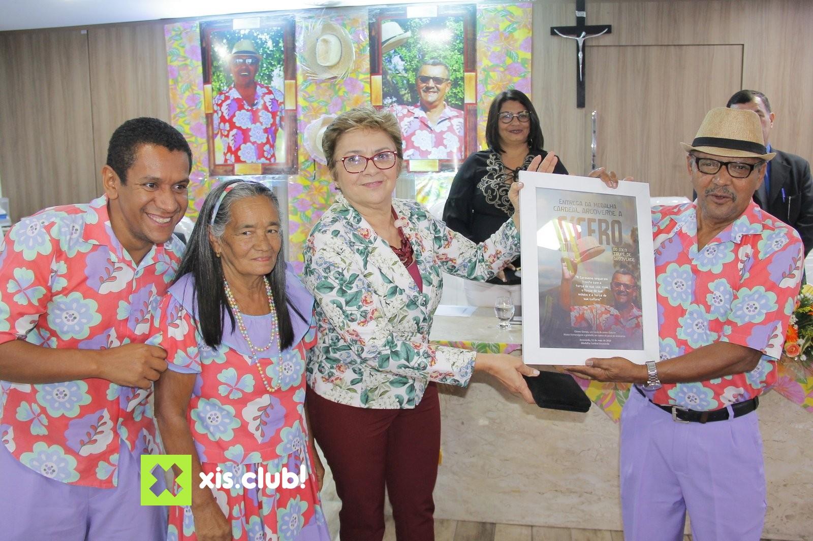 Cícero Gomes - Coco Trupé de Arcoverde