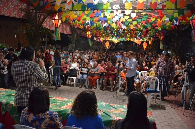 Programação do São João 2019
