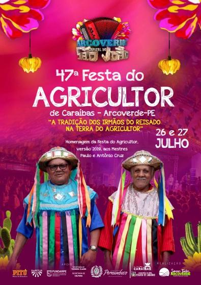 Festa do Agricultor de Caraíbas 2019