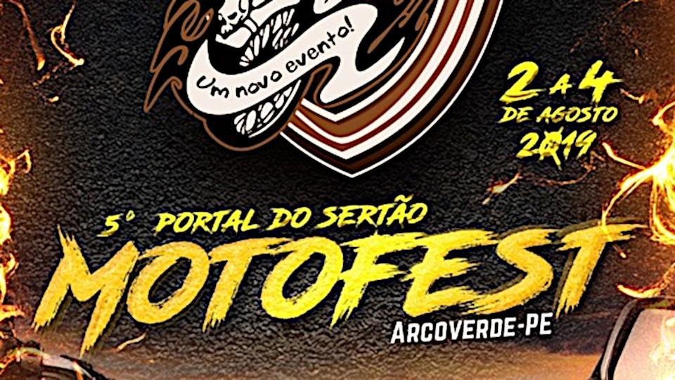 Portal do Sertão Motofest 2019