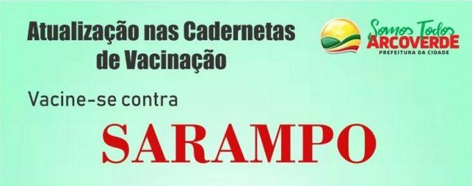 PMA - Sarampo