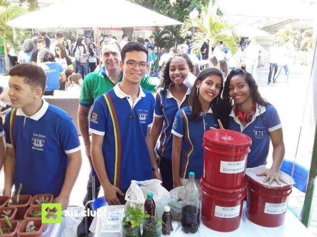ETE Arcoverde - Exposição - FELIS 2019