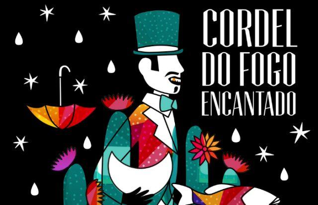 Capa de Homem da Meia Noite ou é Carnaval no Sertão. (Foto: Divulgação)