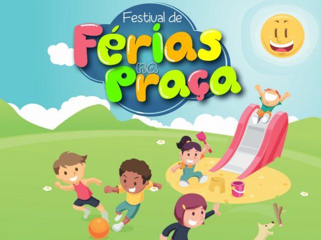 Festival Férias na Praça