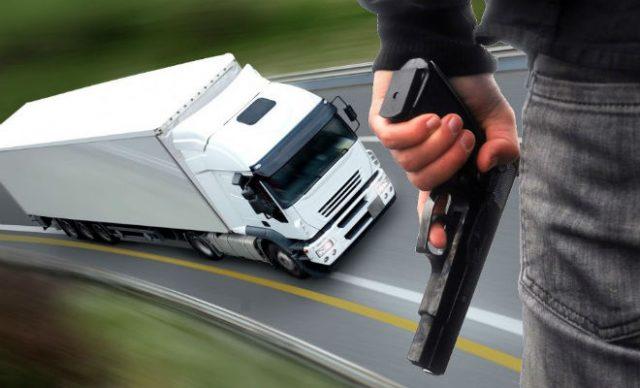 Caminhão: Roubo de Carga