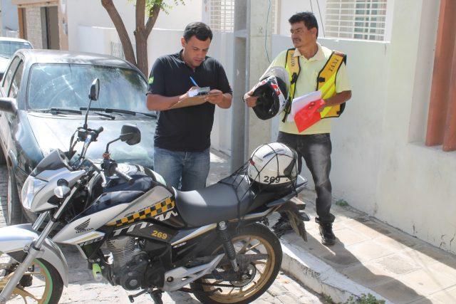 Arcotrans: Vistória Mototaxistas