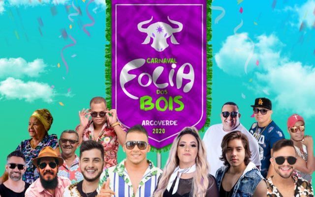 Carnaval Folia dos Bois 2020