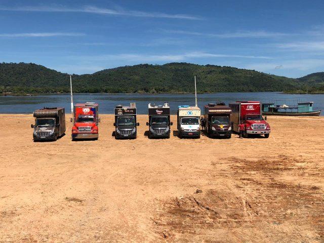 Festival Food Truck na Estrada / Foto: Blog O Fuxico do Sertão