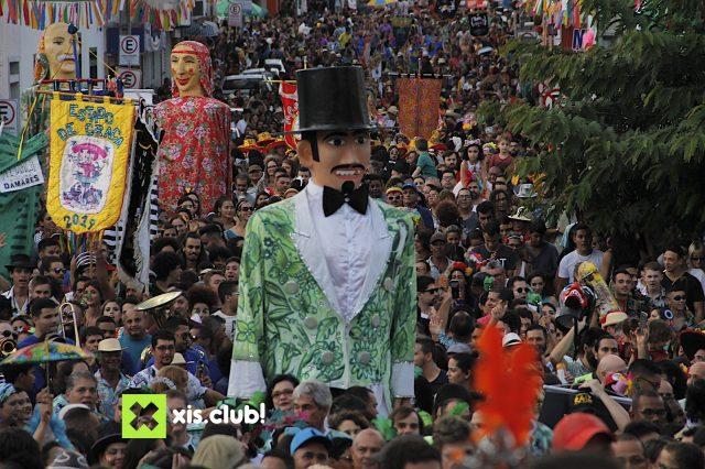 Carnaval 2020: Homem da Meia-Noite - Cordel do Fogo Encantado - Lirinha