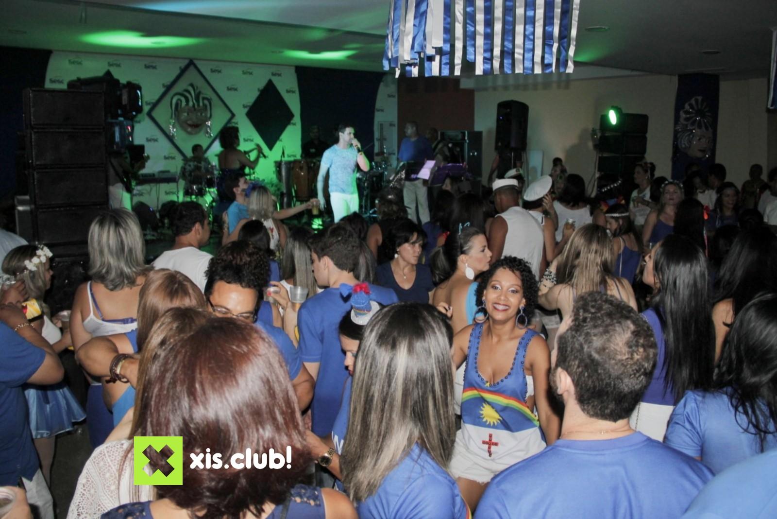 Sesc Arcoverde - Baile Azul e Branco